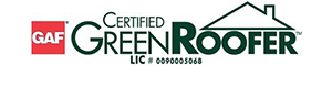 GAF Certified Green Roofer